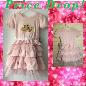 $⬇️! The Disney Store, Princess dress, size 2